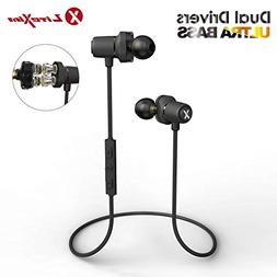 Bluetooth Earbuds, LiteXim  Bluetooth V5.0 Magnetic Earbuds
