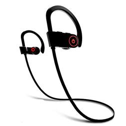 Bluetooth Headphones, Wireless Earbuds Microphone, Sports Ea