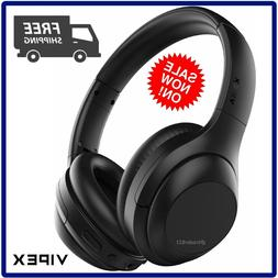 active noise cancelling headphones bluetooth 5 0