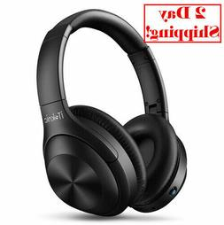Active Noise Cancelling Headphones, iTeknic Bluetooth Headph