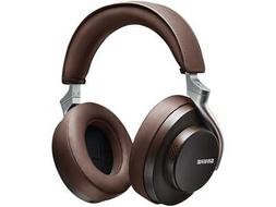 Shure AONIC 50 Wireless Noise Cancelling Headphones, Brown #