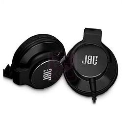 BassLine Over-Ear DJ Style Headphones with In-line Mic & Con