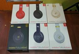 Beats By Dr. Dre Studio 3 Wireless Bluetooth Headphones