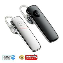 Bluetooth 4.1 Headset Wireless in-ear Stereo Headphones Hand