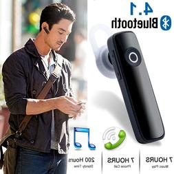 bluetooth 4 1 headset wireless in ear