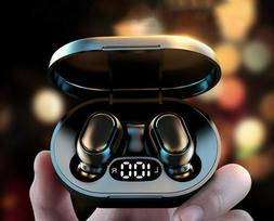 bluetooth 5 0 deep bass earbuds headset