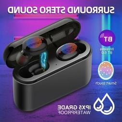 Bluetooth Earphones For IOS Android In Ear Wireless Earbuds