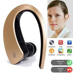 Bluetooth Headphone With Mic Voice Control Headset For Drive