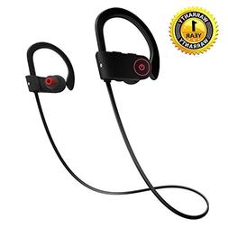 Laifeo Bluetooth Headphones, Best Wireless Sports Earphones