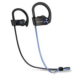 Bluetooth Headphones, HBUDS H1 SE Wireless Sport Earbuds,Wat