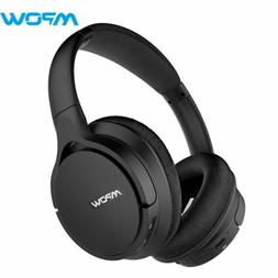 MPOW Bluetooth Headphones Over Ear Hi-Fi Stereo Wireless Hea