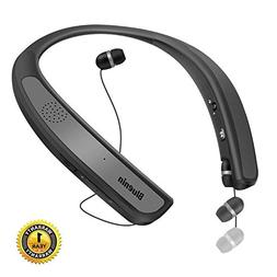 Bluetooth Headphones Speaker 2 in 1,Bluenin Neckband Wireles
