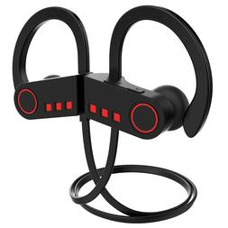 JETech Bluetooth Headphones V4.1 Sport Wireless Earphones HD