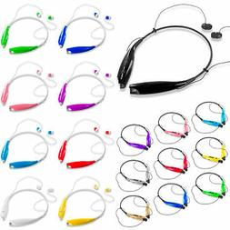 Bluetooth Headphones Wireless Earphones Headset Neckband Ste