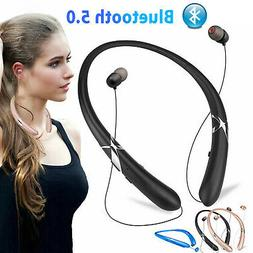 Bluetooth Headset Sport Stereo Wireless Neckband Headphone F