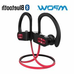 Mpow Bluetooth Headset Wireless Earbuds Sport Stereo Headpho