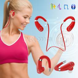 Bluetooth Sports Headphones Wireless Earbuds Headsets For Ru