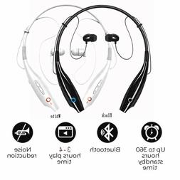 Bluetooth Wireless Headphones Headsets Earphone Neckband Spo