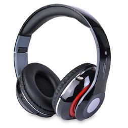 bluetooth wireless headphones with built in fm