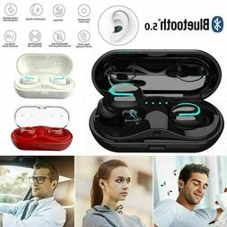 Bluetooth Wireless Ipx7 0 5 Earbuds Headset Mini Tws Stereo