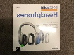 BOSE build Over Ear Headphones/Build-it-yourself Bluetooth K