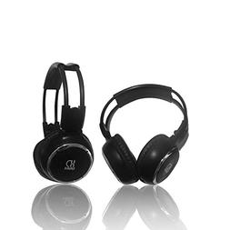 Car Headphone,Updated XINDA 2 Packs Double Channel Wireless