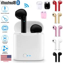dual wireless bluetooth earphone earbuds for android