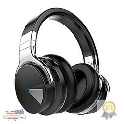 Cowin E7  Noise Cancelling Headset Wireless Bluetooth Headph
