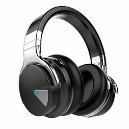 Cowin E7 Active Noise Cancelling Bluetooth Headphone w/ Buil