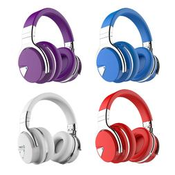 COWIN E7 Wireless Bluetooth Over Ear Headphones with Mic Hi-