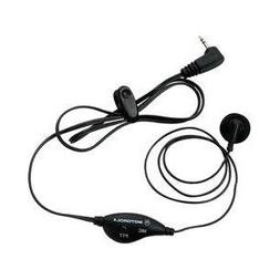 EARBUD WITH PTT MICROPHONE