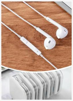 Earphones Headphones Headset With Remote & Mic For iPhone XS