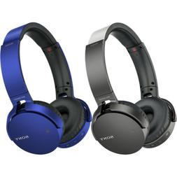 Sony Extra Bass Bluetooth Headphones - MDRXB650BT