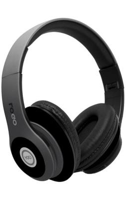 iJoy FBA_FGE-PRE-STL Over the Ear Wireless Headphones - Stea