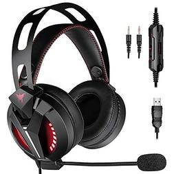 COMBATWING Lightning II Gaming Headset with Noise-Cancelling
