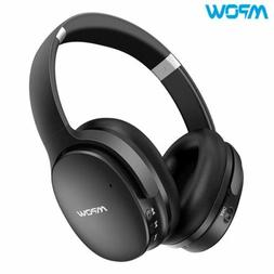 Mpow H10 Noise Cancelling Wireless Bluetooth Headphones Busi