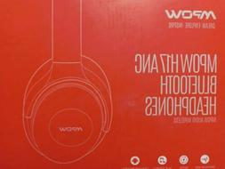 Mpow H17 ANCWireless Bluetooth Over Ear  Headphones Pink R