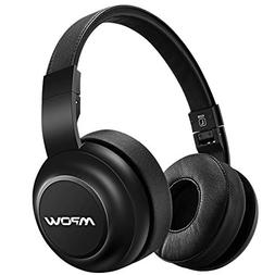 Mpow H2  Bluetooth Headphones w/ 4 Equalizer Modes, Both Wir