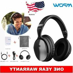 Mpow H5 Bluetooth Headphones Over Ear Hi-Fi Stereo Foldable