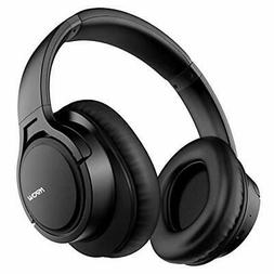 Mpow H7 Bluetooth Headphones Over Ear,18Hrs Comfortable Wire