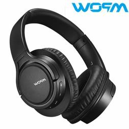 MPOW H7 Bluetooth Headphones Over Ear Stereo Wireless Headse