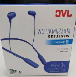 JVC HAFX39BTA HAFX39BTA Marshmallow Wireless Headphones - Bl