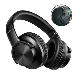 Heavy Bass Bluetooth 5.0 Headphones Wireless Over-ear Headse