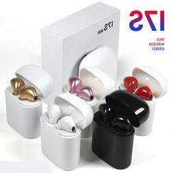 I7S TWS Wireless Bluetooth Headphones Earpods, Earbuds