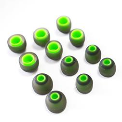 For JayBird BlueBuds X X2 6 Pairs Of Replacement Silicone Ea