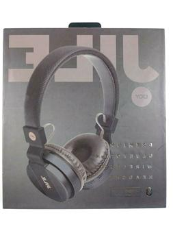IJOY JILE Wireless Bluetooth Over Ear Headphones IJ17-JLE-BR