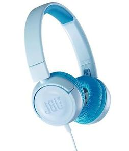 jr300blu headphone for child volume control function