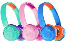 JBL JR300BT Kids Wireless Bluetooth Foldable On-Ear Headphon