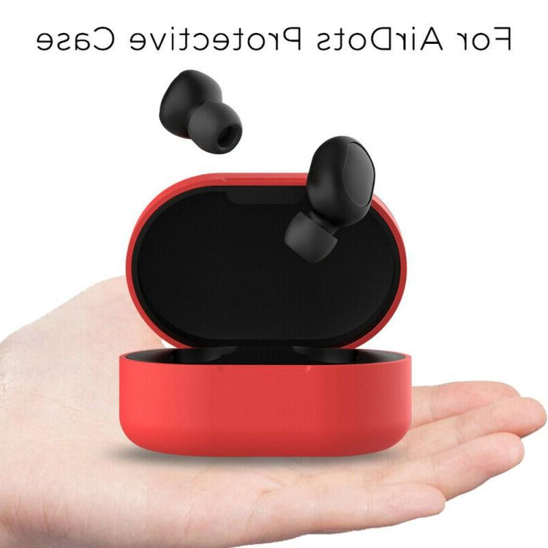 2019 New Arrival Protective cases cover for REDMI AirdotS fashion <font><b>Bluetooth</b></font> p
