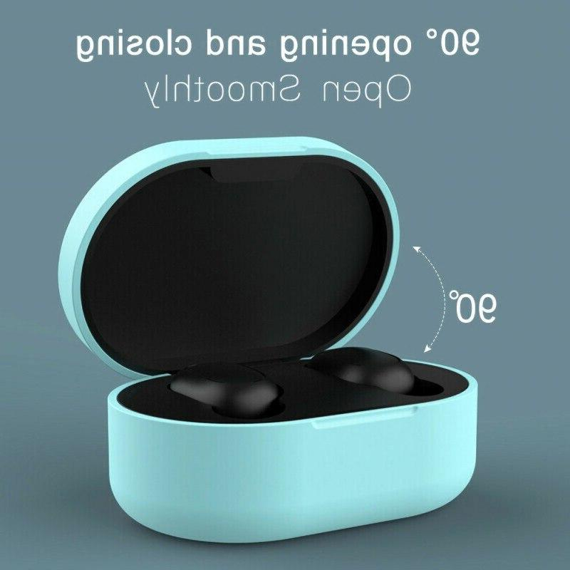 2019 Arrival Silicone Protective REDMI AirdotS <font><b>Bluetooth</b></font> p